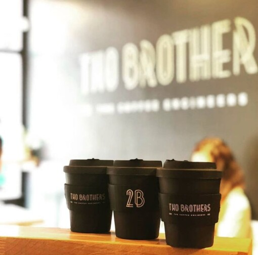ecoffeecup koffiebeker two brothers coffee