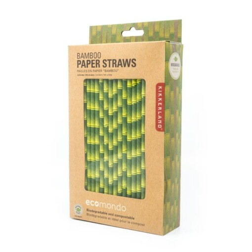 papieren rietjes kikkerland bamboe