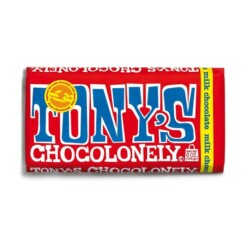 tony chocolonely melkchocolade