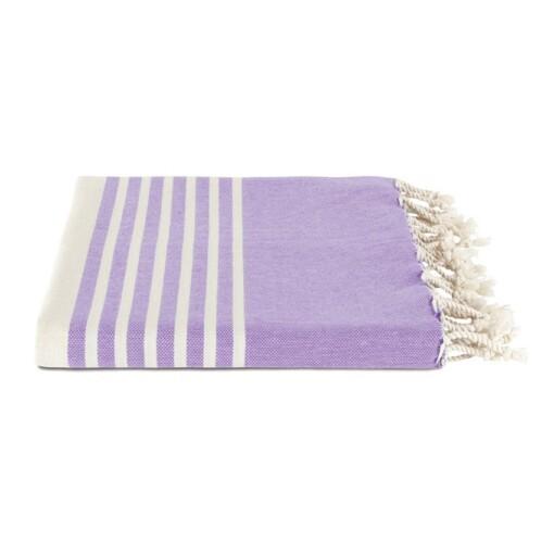 happytowels hamamdoek katoen lavendel paars