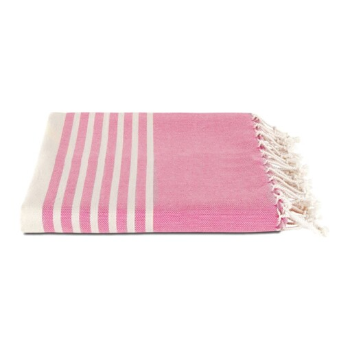 happytowels hamamdoek katoen roze