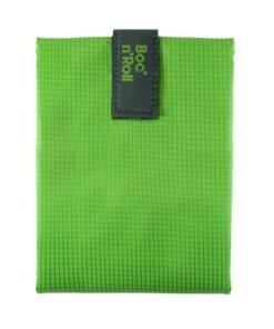 sandwich wrapper bocnroll-square-pack-green
