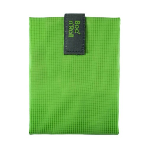 sandwich wrapper bocnroll-square-pack-green