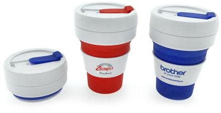 stojo cup met logo