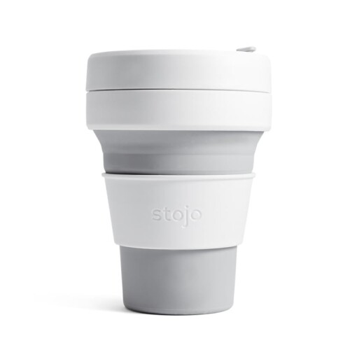 stojo koffiebeker grijs