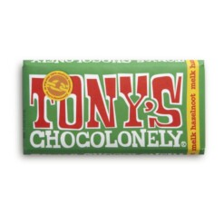 tonys chocolonely hazelnoot
