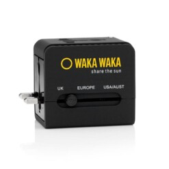 wakawaka world charger wereldstekker