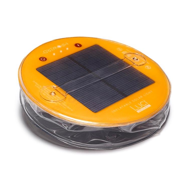 luci original solar lamp