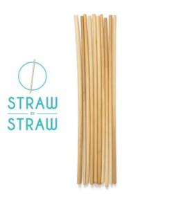 straw by straw rietjes