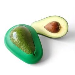hoe bewaar je een halve avocado