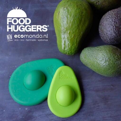 halve avocado bewaren
