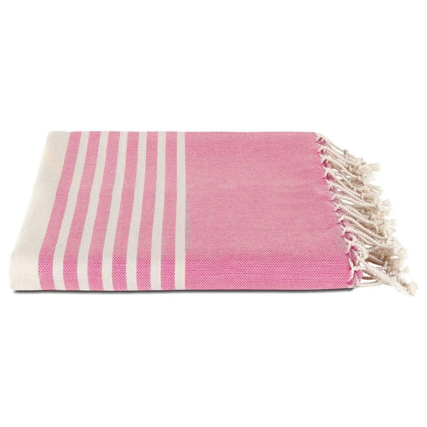 roze hamamdoek
