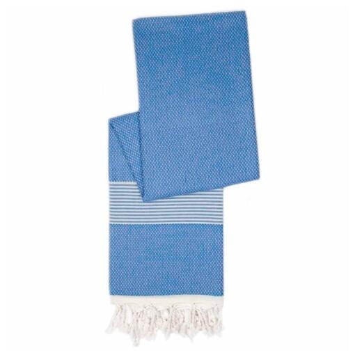 happytowels hamamdoek blauw