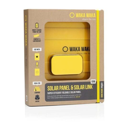 wakawaka solar panel solar link