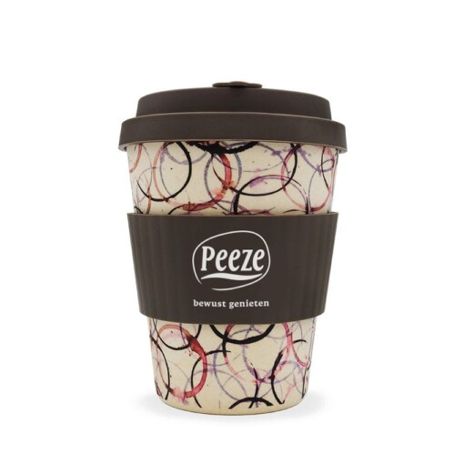 ecoffee cup peeze koffie
