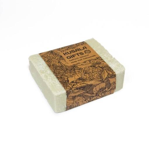 Kusala keltisch zeezout zeep