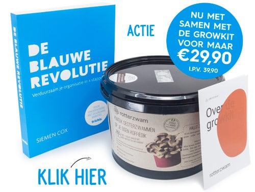 growkit aanbieding de blauwe revolutie