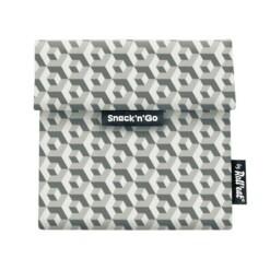 snackngo tiles black boterhamzakje