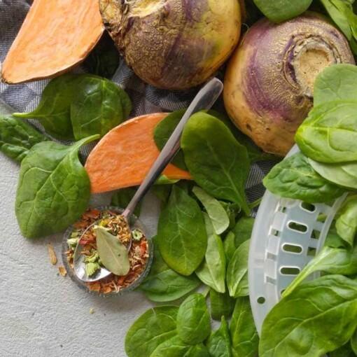 soepstarter groentensoep