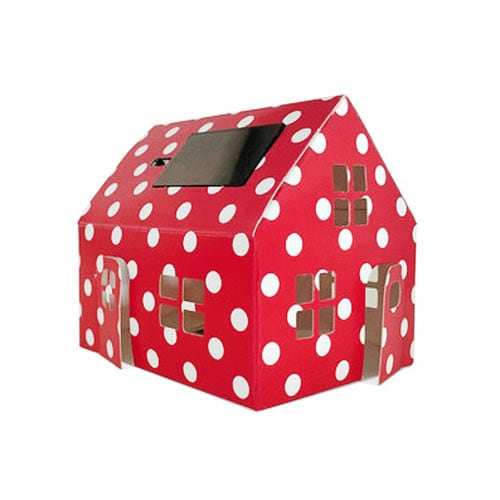 casagami polka dots rood