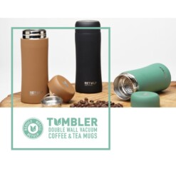 tumbler thermo coffee mug