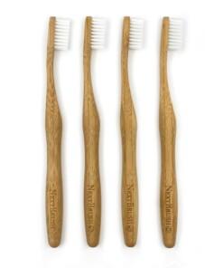 Nextbrush bamboe tandenborstels