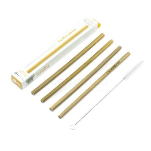 bamboe rietjes humble brush