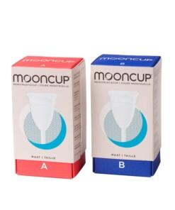 moon cup menstruatiecup set