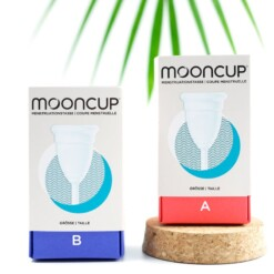 moon cup menstruatiecup