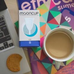 moon cup menstruatiecup study