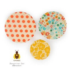 superbee beeswraps set