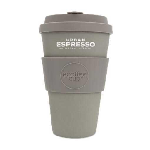 ecoffee cup koffiebeker logo