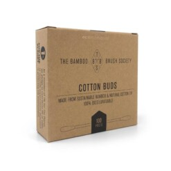 bamboo brush society cotton buds