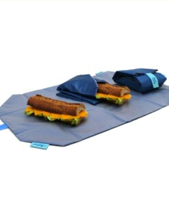sandwich wrap bocnroll square blue