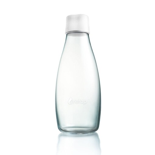 retap waterfles white