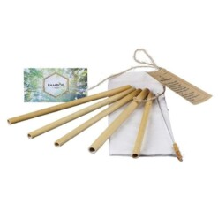 sipster rietjes van bamboe