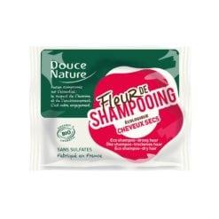 douce nature fleur de shampooing droog haar