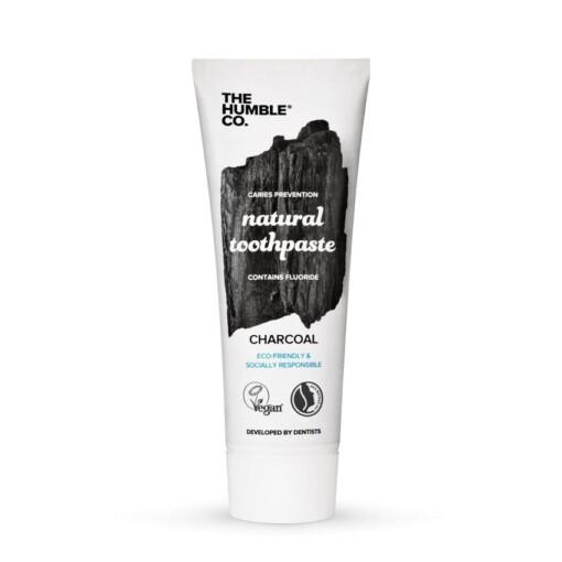 humble brush natuurlijke tandpasta charcoal
