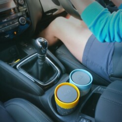 koffiebeker auto