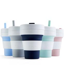 stojo biggie opvouwbare koffiebeker