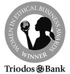 triodos women ethical business award