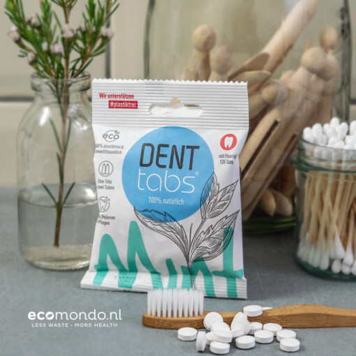 denttabs tandpasta tabletten