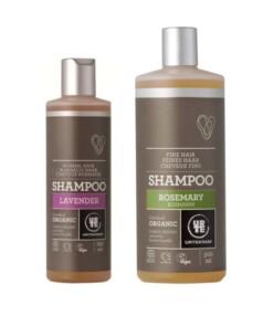 urtekram shampoo