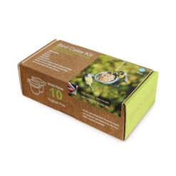 eco bird cake kit