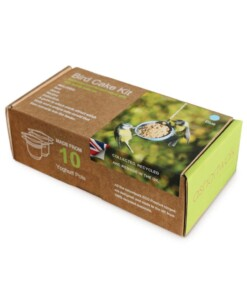 eco bird cake kit