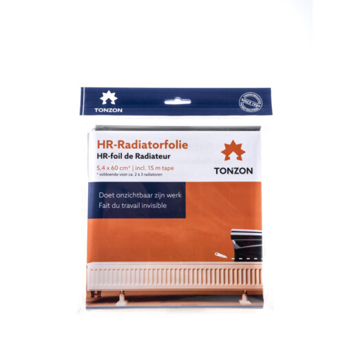 hr-radiatorfolie tonzon 5.4m x 60 cm