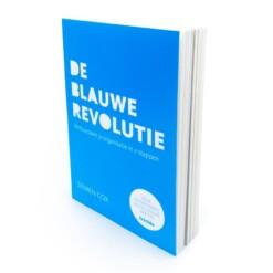 De Blauwe Revolutie - Boek Siemen Cox