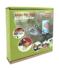 make your own bird feeder vogelvoerstation