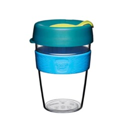 KeepCup Clear Medium Ozone