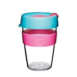 KeepCup Clear Medium Radiant